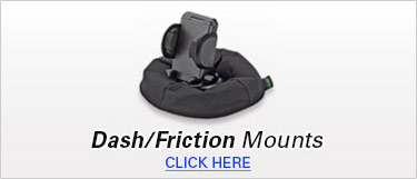Dash Friction Mounts
