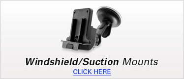 Windshield Suction Mounts