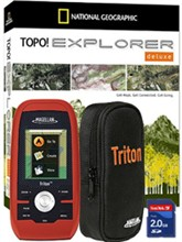 Magellan Outdoor GPS magellan triton 400 adventure pack