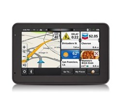 Magellan GPS w/ Bluetooth Connectivity magellan smart gps 5390