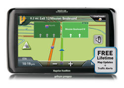 Shop by Size Magellan 7 Inches GPS magellan roadmate 9212t lm