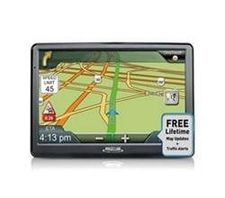Magellan 7inch with Lifetime Maps  magellan roadmate 9616t lm