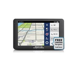 Magellan GPS with Integrated Dash Cam magellan roadmate 6630t lm