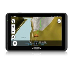 Magellan Outdoor GPS magellan tr5 trail and street gps navigator