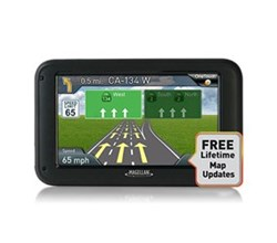 Magellan GPS with Lifetime Traffic Maps magellan roadmate 9416t lm
