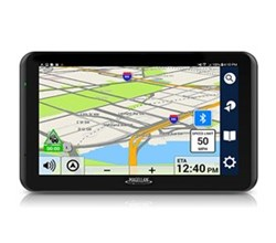 Magellan GPS w/ Bluetooth Connectivity magellan roadmate 7771t lmb