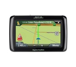 Magellan GPS w/ Bluetooth Connectivity magellan roadmate rv9365t lmbr